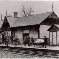 C & EI Railroad Depot (1893)