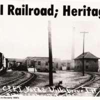 C & EI Train Yards